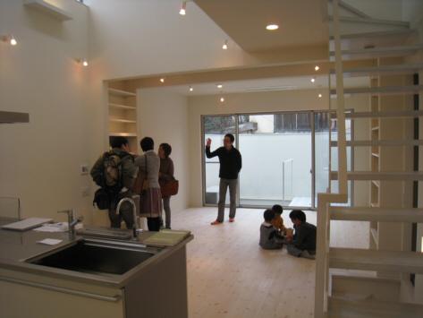 京都市S邸オープンハウス