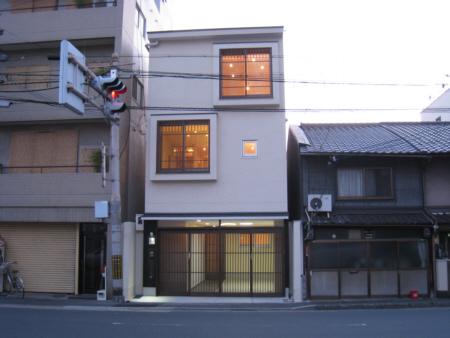 京都市U邸竣工写真撮影