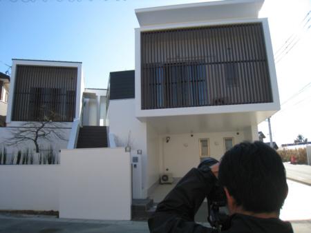 名古屋市K邸竣工写真撮影