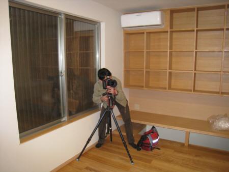 京都市M邸竣工写真