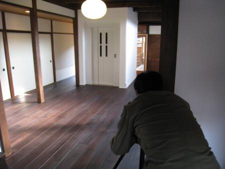 京都市Y邸竣工写真