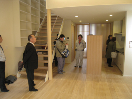 京都市KT邸お引渡し