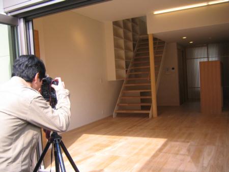京都市KT邸竣工写真
