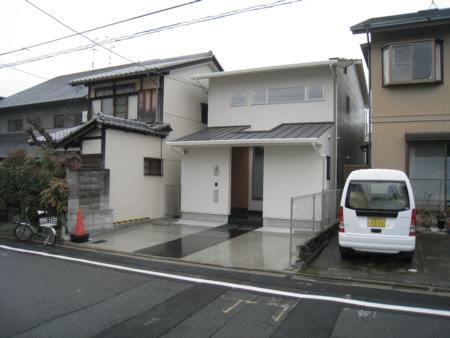 京都市KT邸最終確認