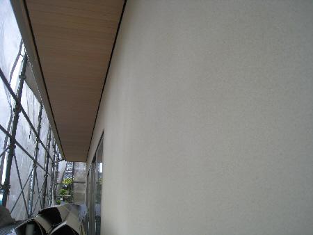 京都市T邸 外壁仕上げ