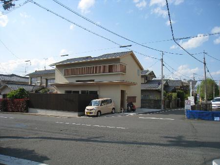 京都市T邸 竣工