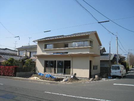 京都市T邸 外観