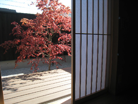 京都市T邸完了検査