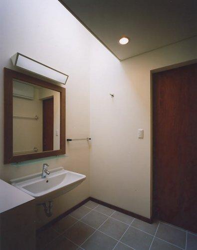 茨木市S邸洗面室