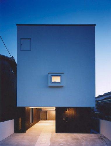 京都市I邸外観夜景