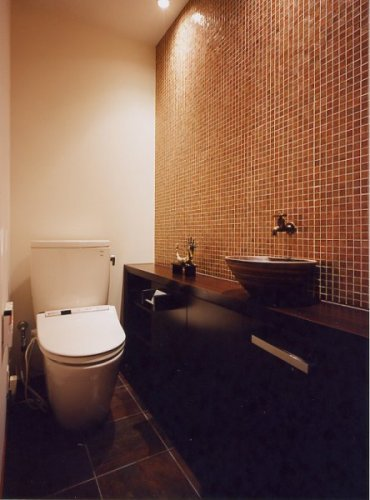 神戸市H邸トイレ