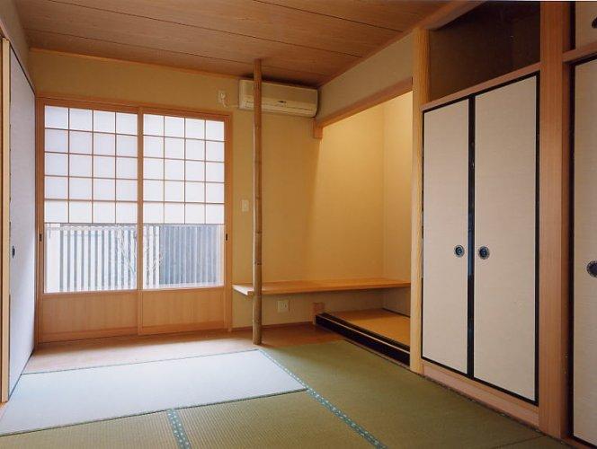 神戸市K邸和室