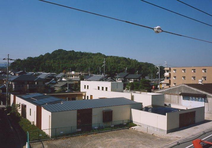 京田辺市M邸全景