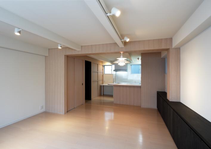 京都市F邸3階LDK