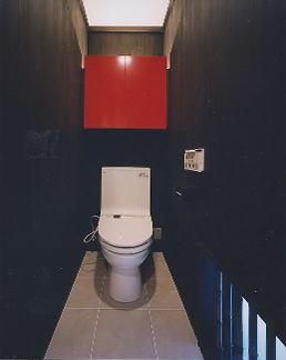 京都市H邸トイレ