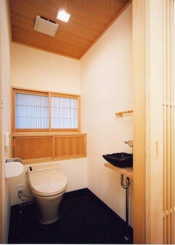 京都市Hg邸トイレ