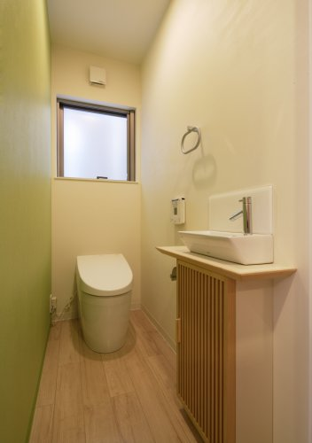 京都市KT邸トイレ