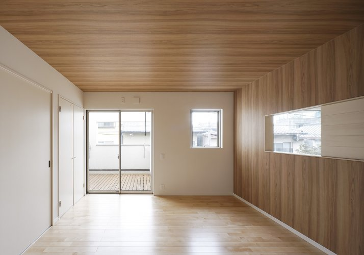 京都市M邸主寝室