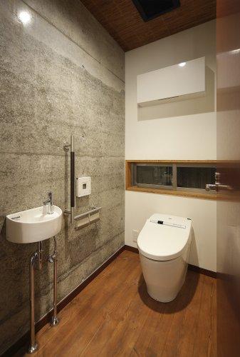京都市S邸1階トイレ