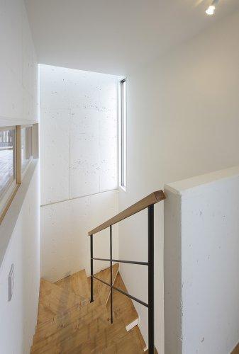 京都市S邸階段