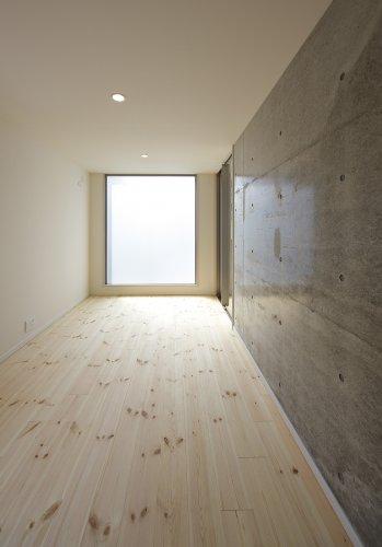 京都市S邸2階主寝室