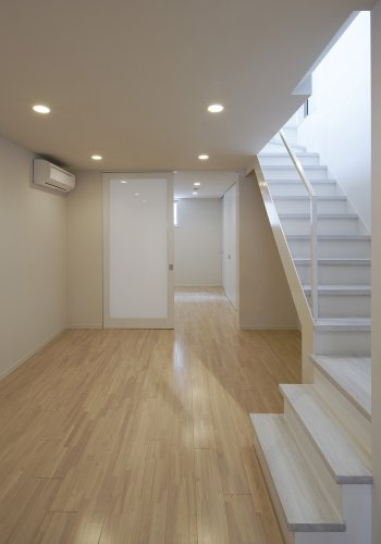 京都市St邸地下室