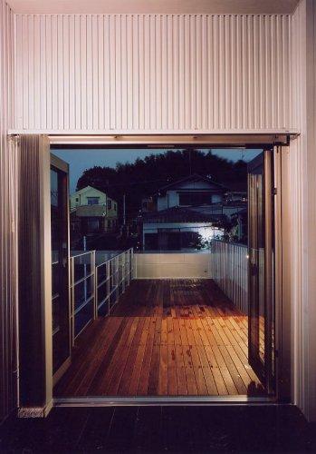 京都市T邸テラス