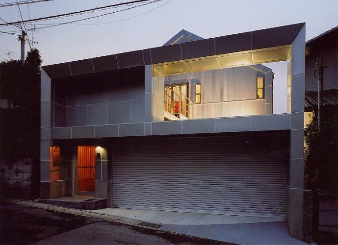 京都市T邸外観