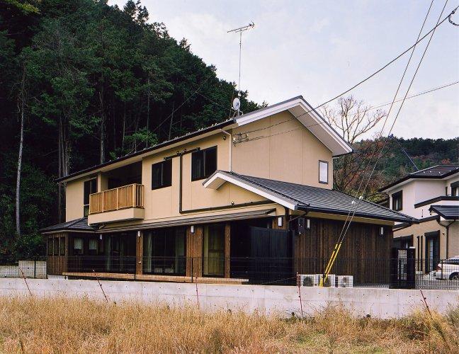京都市Tk邸外観