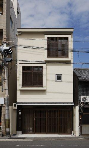 京都市U邸外観