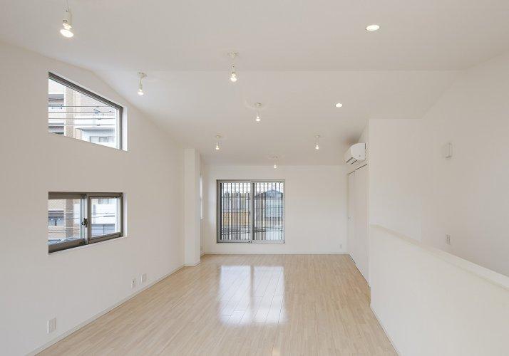 京都市U邸3階フリースペース