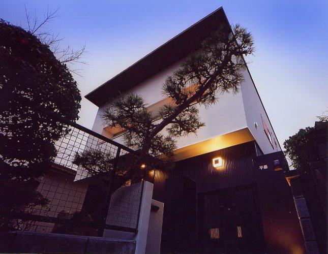 三木市H邸外観夜景