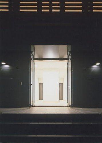 三木市T邸会議室夜景