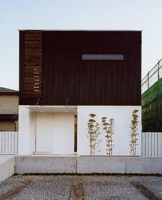 奈良市M邸外観