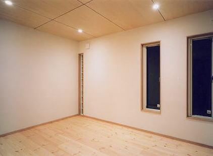 奈良市M邸主寝室