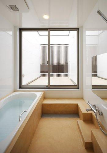 大垣市S邸浴室