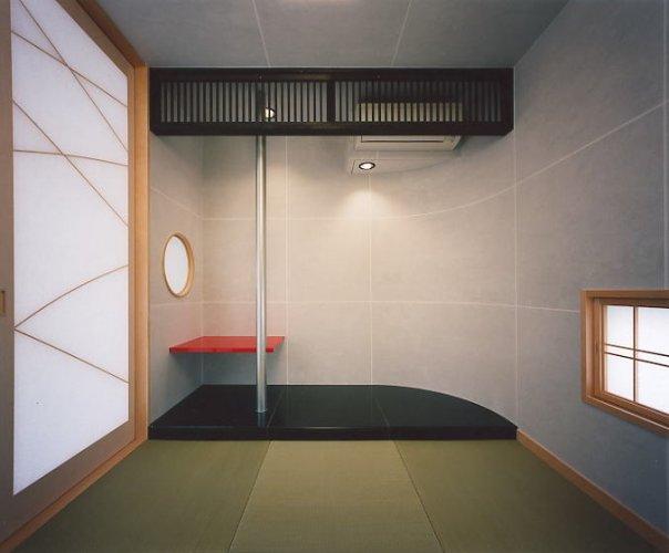 大阪市M邸和室
