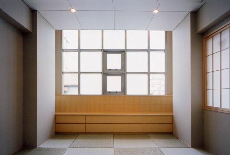 大阪市H邸和室