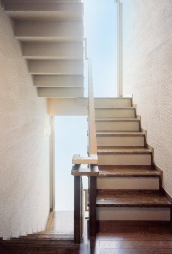 大阪市H邸階段室