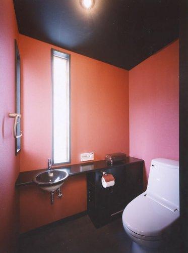 精華町I邸トイレ