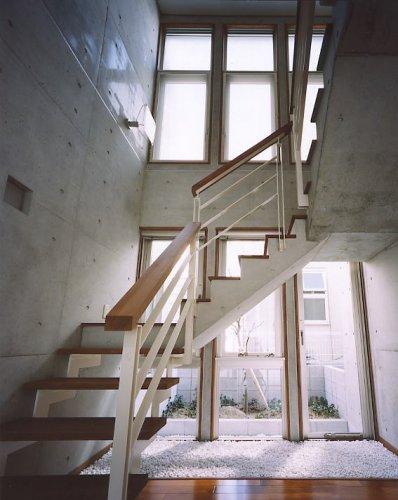 吹田市S邸階段室