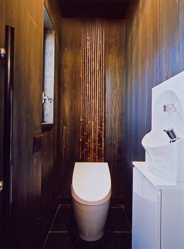 多治見市K邸トイレ