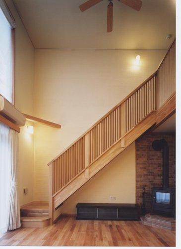 宇治市N邸階段